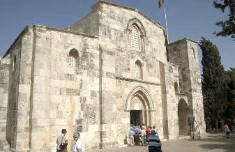 Christian Holy Land tour