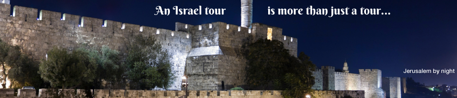 Christian Israel Tour